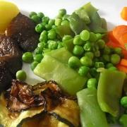 Panaché de verduras